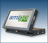 Amigo – Full Featured Portable Low Vision Electronic Video Magnifier