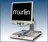 Merlin LCD - Desktop Electronic Magnifier
