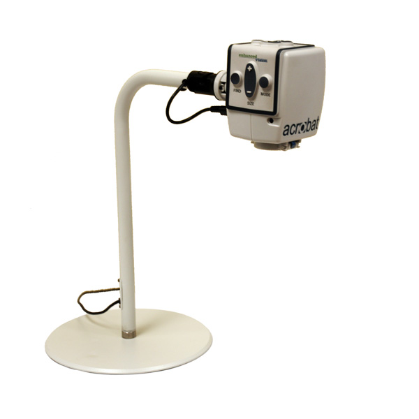 Learn About Our Short Arm 3-in-1 Acrobat Low Vision Magnifier