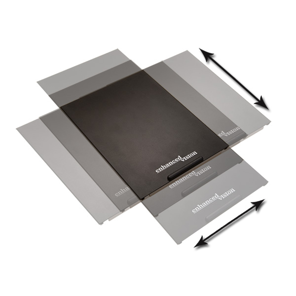 Lear about the mini x y low vision reading magnifier table for Table x and y