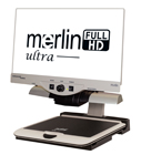 Merlin Ultra Full HD Desktop Magnifier