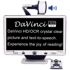 DaVinci HD/OCR
