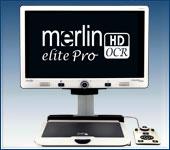 Merlin elite Pro Electronic Magnifier