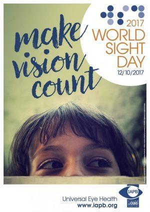 World Sight Day 2017