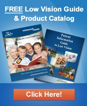 Free Low Vision Guide and Catalog Download