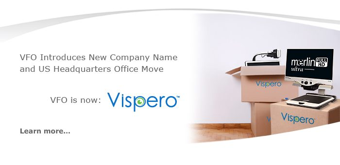 VFO changes name to Vispero